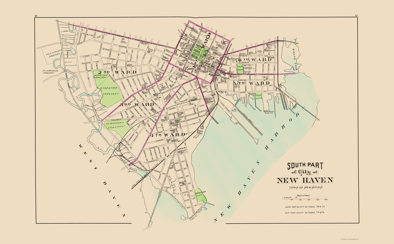 historic city maps new haven connecticut southern ct by d h hurd and co 1893. Black Bedroom Furniture Sets. Home Design Ideas