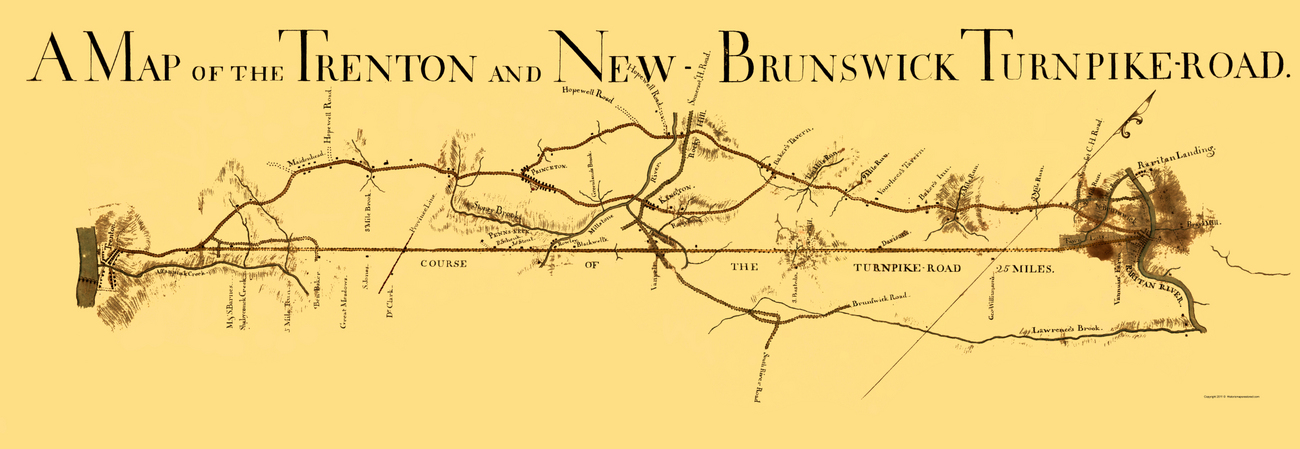 trenton new brunswick trolley meet