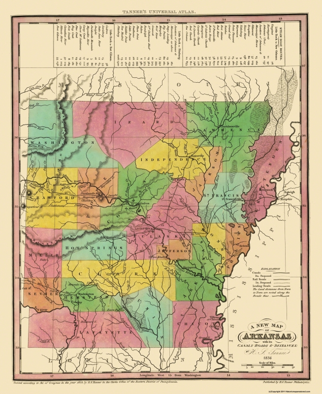This is a graphic of Printable Map of Arkansas pertaining to high resolution