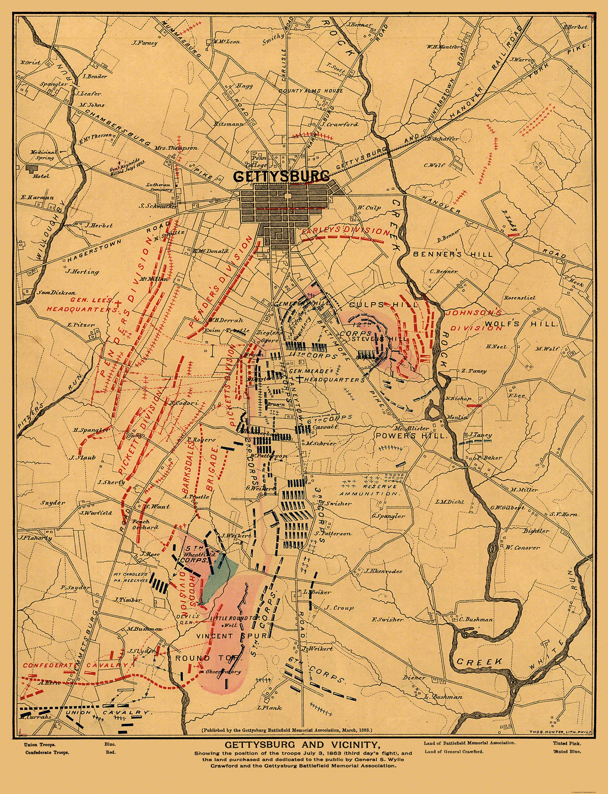 Civil War Map - Gettysburg & Vicinity PA 1863 on franklin county, pennsylvania town names on map, dauphin county, berks county pa map, jefferson county, perry county pa map, somerset county, adams county ia map, beaver county pa map, adams county wis map, adams county colorado zip code map, montgomery county, chester county pa map, mclean county pa map, cambria county pa map, delaware county, adams county township map, new jersey and pennsylvania county map, lancaster county, allegheny county pa map, york county, knox county pa map, adams county road map, chester county, adams 12 boundary map, cumberland county pa map, berks county, adams county ms map, bedford county, cumberland county, bucks county, franklin county pa map, allegheny county, fulton county, coal county pa map, fayette county,