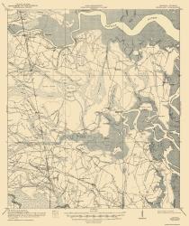 Florida Georgia Map.Old Georgia Topographic Map Prints Maps Of The Past