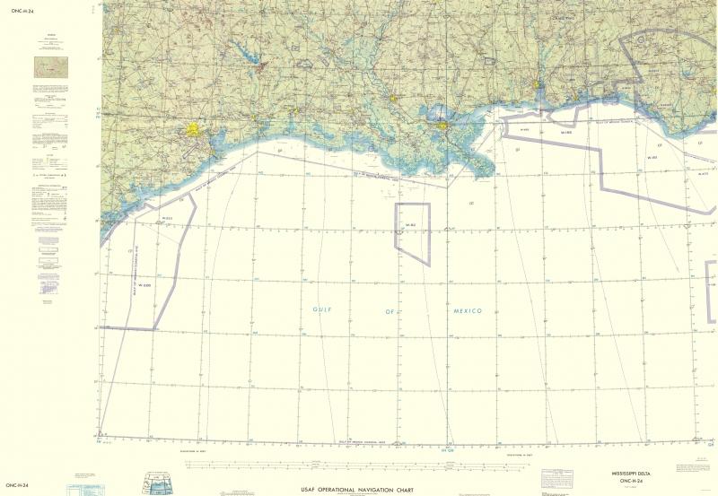 Map Of Texas Louisiana.Topographical Map Mississippi Delta Texas Louisiana Alabama 1964 23 X 33