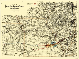 Old Missouri Railroad Maps | Maps of the Past on illinois state map missouri, map of streets in hannibal, map downtown hannibal,