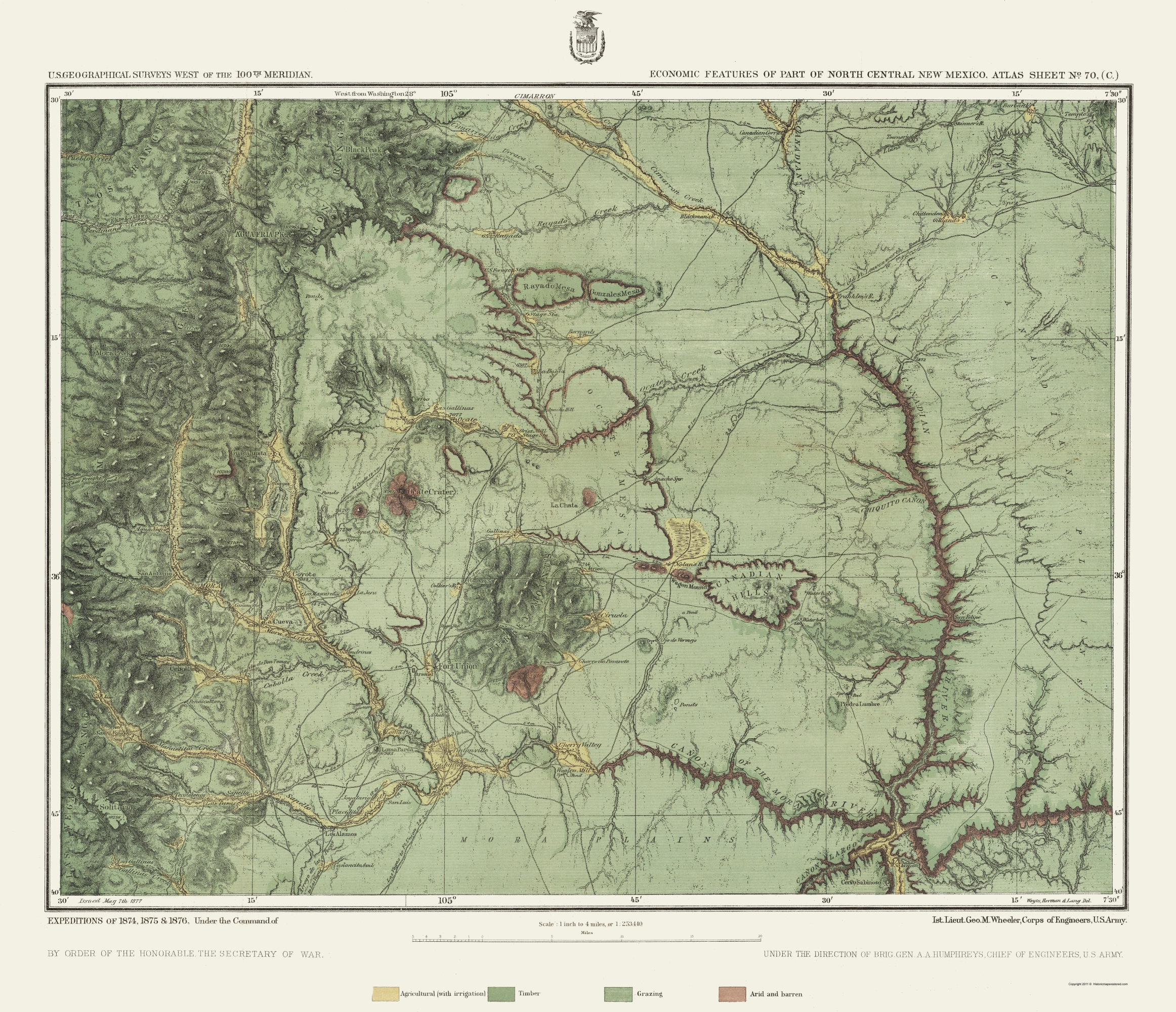 Topographical Map New Mexico - Is new mexico part of the united states