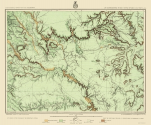 Old New Mexico Topographic Map Prints Maps Of The Past - Topographical map of new mexico