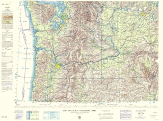 Old Idaho Topographic Map Prints | Maps of the Past