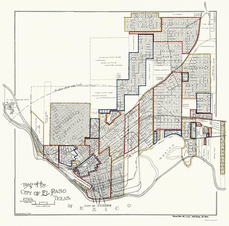 Superfund Sites In El Paso County Tceq Www Tceq Texas Gov