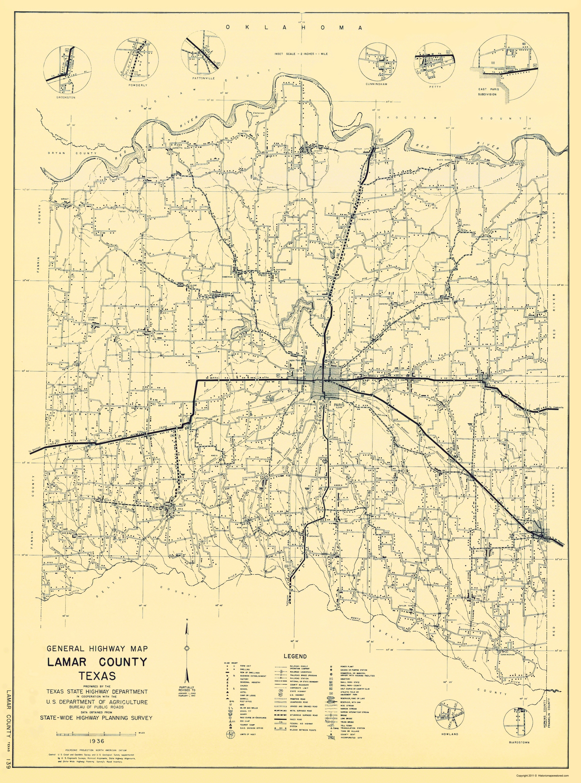 Lamar Texas Map My blog