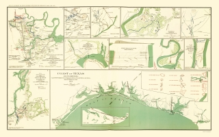 Historic American Civil War Battle Map Prints | Maps of the Past