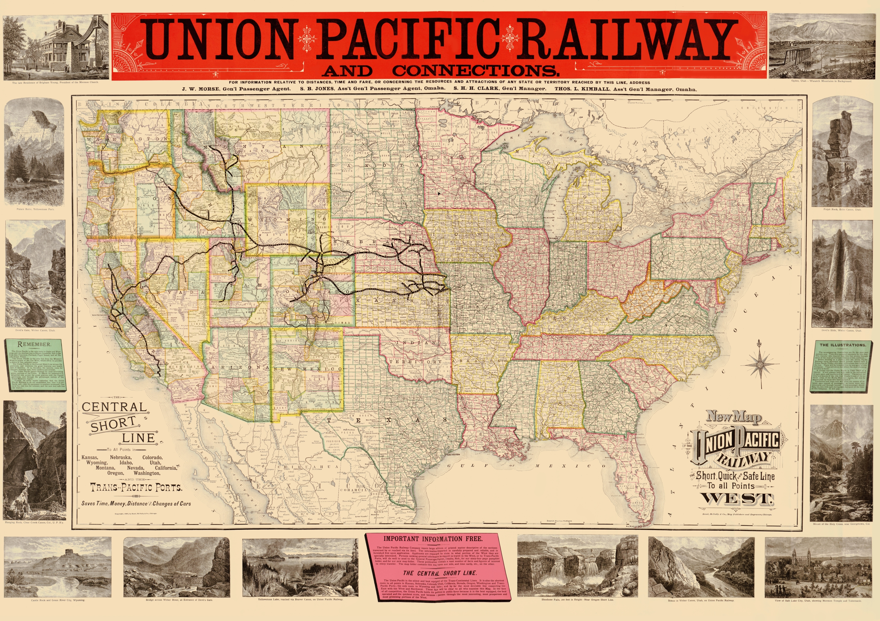 Maps Update  Rail Travel Usa Map A Guide To Train Travel - Us railroad wall map