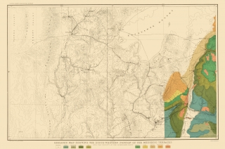 Old Utah Topographic Map Prints Maps Of The Past - Topographic map of arizona