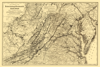 Old West Virginia Railroad Maps Maps of the Past
